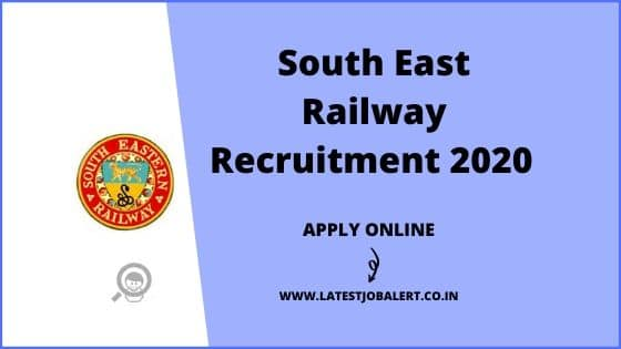 South Eastern Railway Recruitment 2020 for 617 ALP, Comml.cum Ticket Clerk