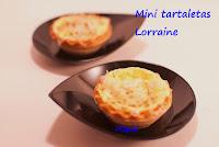 Mini Tartaletas Lorraine