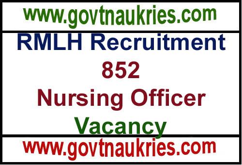 Govt Jobs for New Delhi