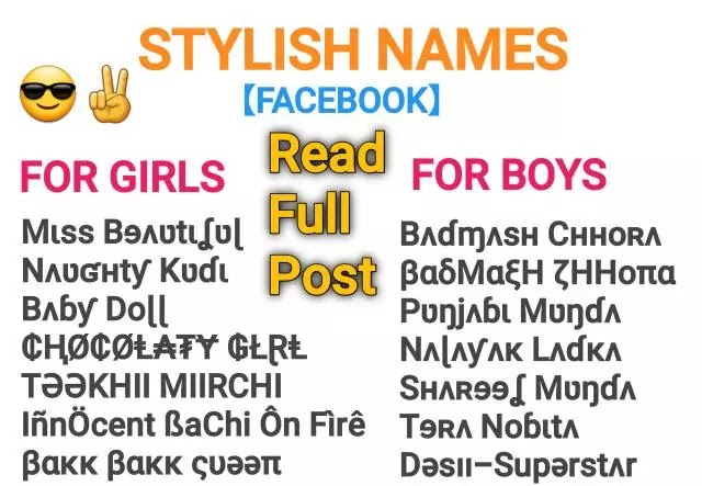 How to create Stylish Name on Fb |  ( FRESH ) -2020