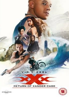 xXx Return of Xander Cage 2017 Dual Audio pDVDRip 300mb