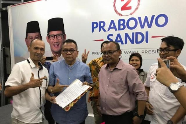 600 Honorer DKI Dukung Prabowo-Sandi
