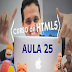 [Aula 25] Curso HTML5 grátis - Integrando JavaScript e HTML5