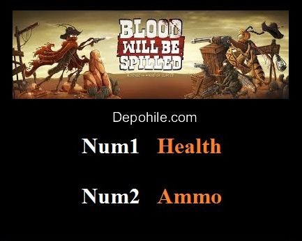 Blood will be Spilled Sınırsız Can ve Mermi Trainer Hilesi İndir