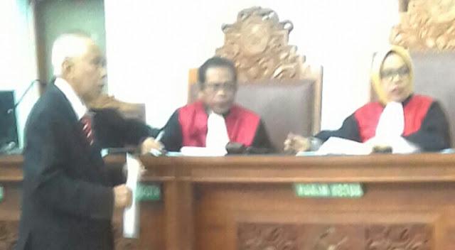 Lembaga Ombudsman Indonesia Melakukan Kejahatan Jabatan.