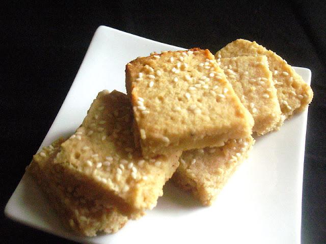 Miso Shortbread