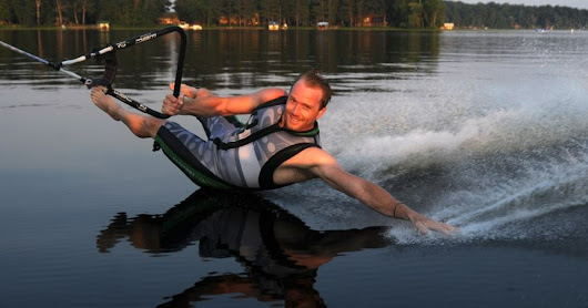FLOE and 6-Time World Champion Waterskier