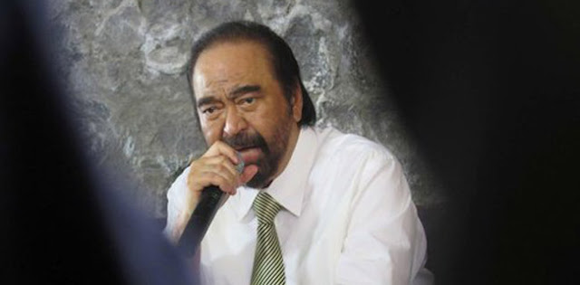 Surya Paloh Terserang DBD, DPP Partai Nasdem Belum Berencana Fogging