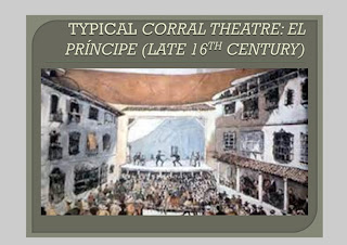 Kindred Spirits in the Early Years:  Madrid´s Teatro de la Cruz and Edinburgh´s Carrubber´s Close Theatre