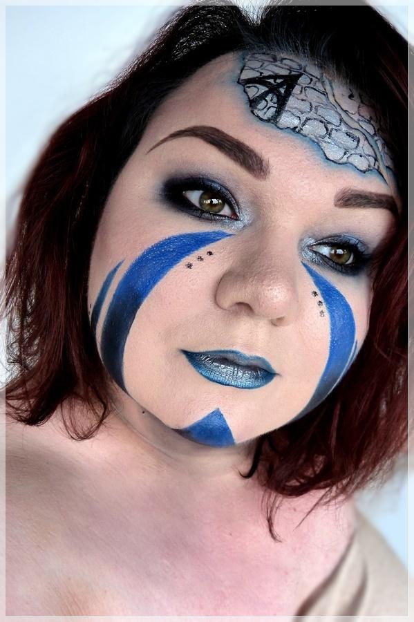 Durmstrang Makeup