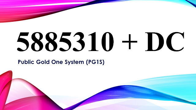 Public Gold One System (PG1S)