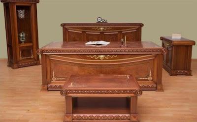 ankara,ofis mobilya,ofis masası,makam masası,oymalı makam takımı,yönetici makam masası,ofis makam masası