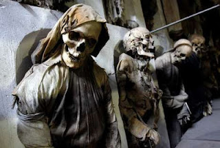 Capuchin Catacombs of Palermo, Italia