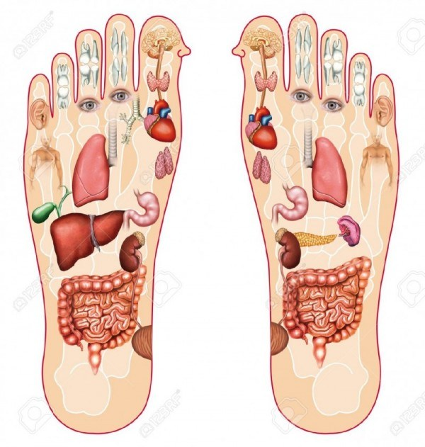 Massage Your Feet Before Sleeping to Boost Your Health