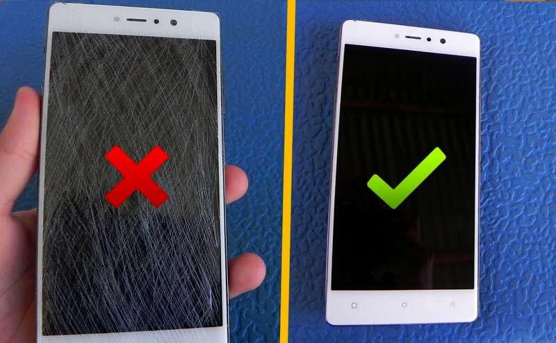 Cara Menghilangkan Garis Goresan di Layar Smarthone (youtube.com)