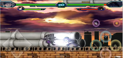 Game Bleach vs Naruto Apk Mod Android Terbaru