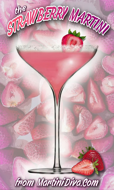 Strawberry Martini Recipe