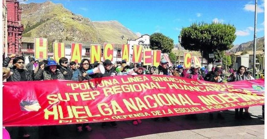 Docentes acatarían paro regional de 24 horas por recorte de pagos - DRE Huancavelica