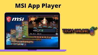 محاكي (MSI App Player) لتشغيل ببجي موبايل