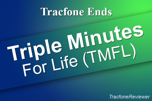 Tracfone Triple Minutes for Life