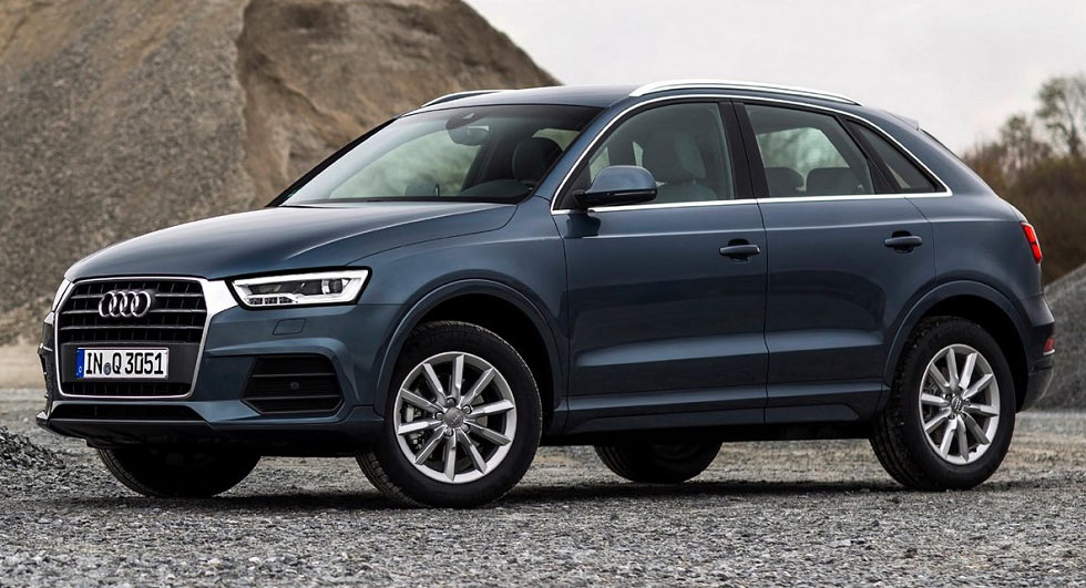 new audi q3 slated for mid 2018 rs q3 could have 400 hp. Black Bedroom Furniture Sets. Home Design Ideas