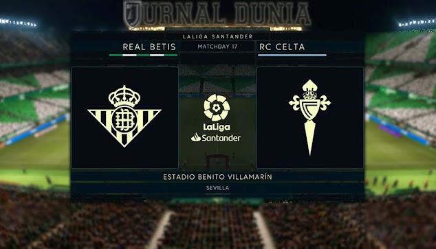 Prediksi Real Betis vs Celta Vigo, Kamis 21 Januari 2021 Pukul 03.00 WIB @beIN Sports