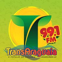 Logomarca da Rádio TransAraguaia FM