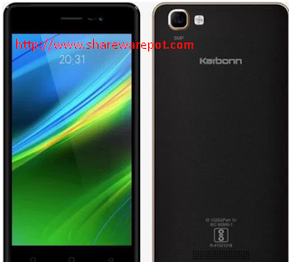 Karbonn K9 Smart Flash File Stock Rom Firmware