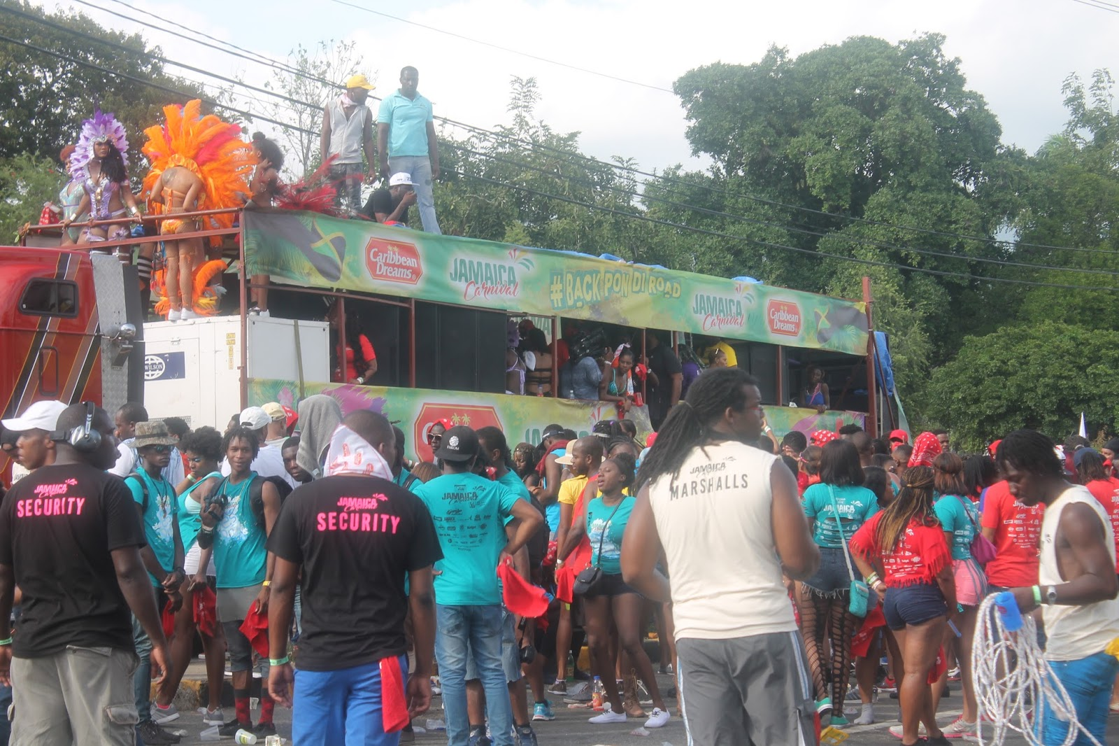 A Few New Brands That I'm Pleased To Add To My Carnival Repertoire Are The  New Additions To Jamaica's Carnival Band Scene: Xodus, And Xaymaca