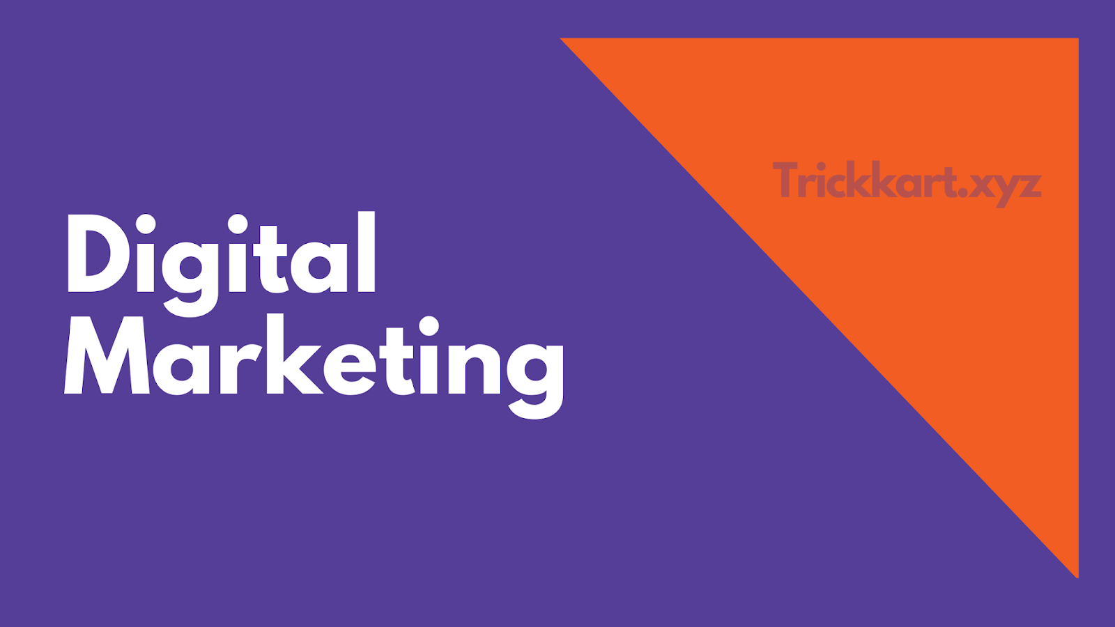 Digital Marketing- what is digital marketing