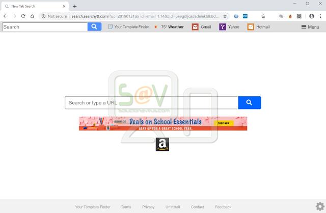 redirecciones de Search.searchytf.com