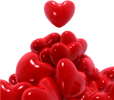 heart free balloon png images