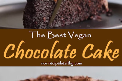 The Best Vegan Chocolate Cake Recipe [+video]