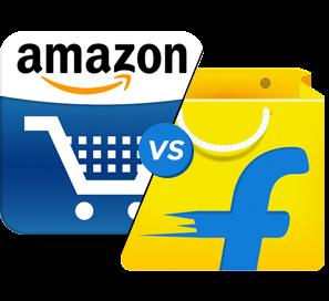 Amazon vs Flipkart Which is Best - Flipkart vs Amazon Which is Better