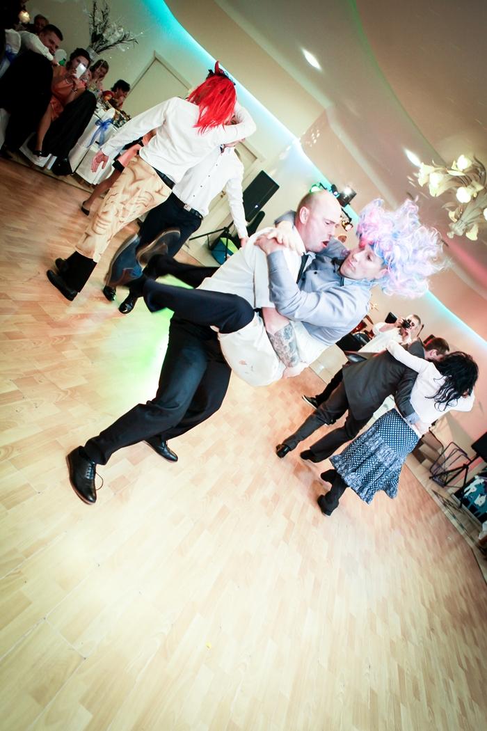 zabawy weselne, konkursy weselne, tańce