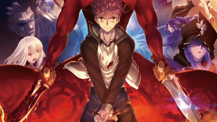 Fate Stay Night Unlimited Blade Works Season 2 BD Batch Subtitle Indonesia