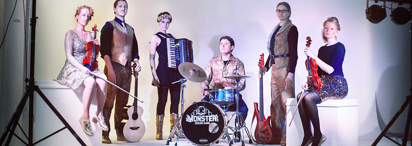 Moster Ceildh at Washington Arts Centre - 10+ Child-Friendly New Year's Eve Parties & Events across North East England 2019/20