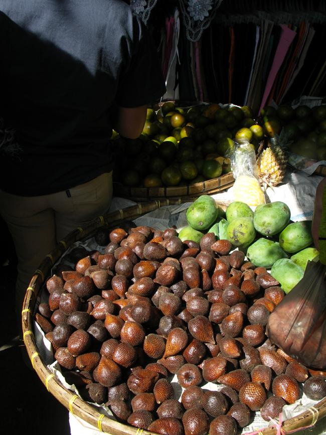 owoc salak - owoce Indonezji