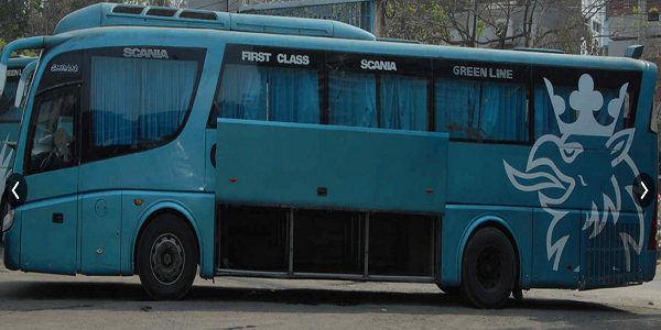 Green Line Paribahan Routes in Bangladesh