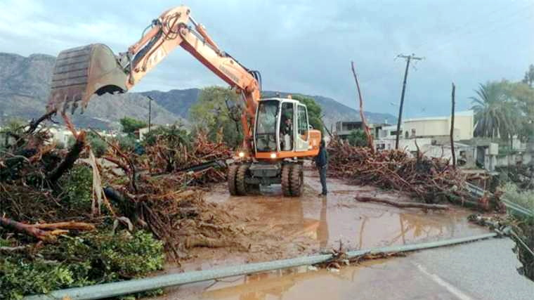 Επισημάνσεις του Παύλου Μιχαηλίδη για τα αναγκαία αντιπλημμυρικά έργα στο Δήμο Αλεξανδρούπολης