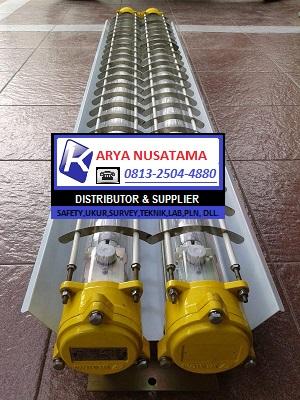 Jual Lampu Pabrik Explo BAY 2x18watt di Probolinggo