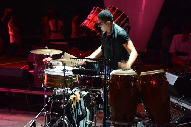 Concert de Percussions à Singapour