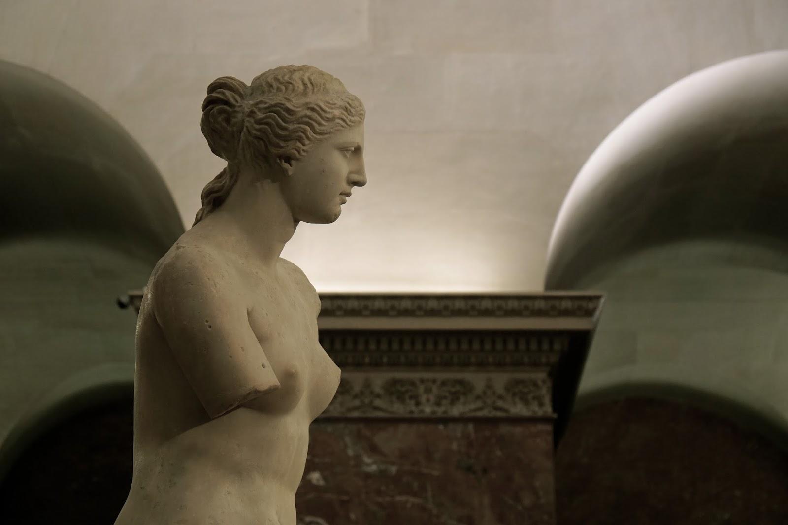 ミロのヴィーナス(Vénus de Milo)/アフロディーテ