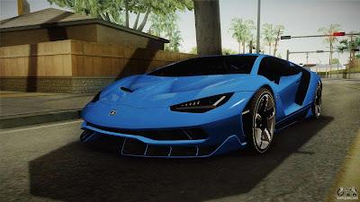 GTA San Andreas Lamborghini Centenario Best Car