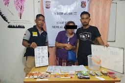 Polres Mimika Tangkap Pelaku Penjual Togel di SP2