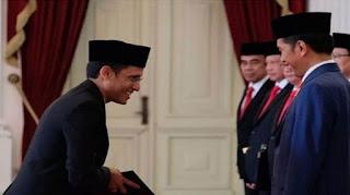 Presiden Jokowi : Penyesuaian Kurikulum Besar-besaran Harus Kita Lakukan