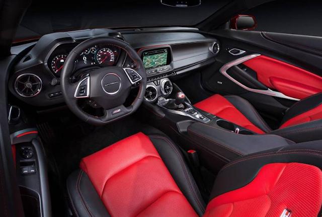 2017 Chevrolet Camaro Z28 Redesign and Powertrain