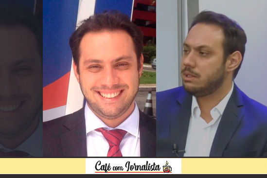O novo secretário de Saúde de Maringá, Marcelo Puzzi