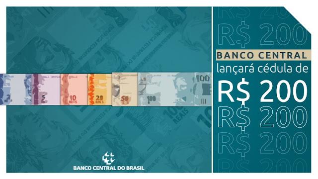 Banco Central anuncia lançamento da nota de R$ 200. Café com Jornalista