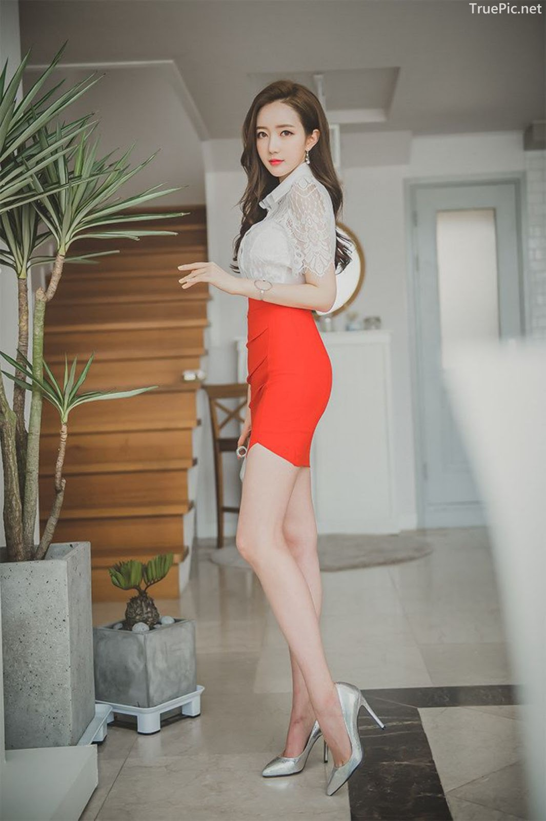 Lee Yeon Jeong - Indoor Photoshoot Collection - Korean fashion model - Part 5 - Picture 2